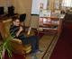Galeria Narodowe czytania Trylogii w Publicznym Gimnazjum w Zagwiździu